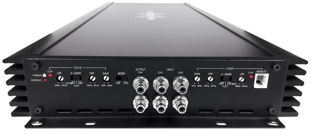 SQ4 Amp