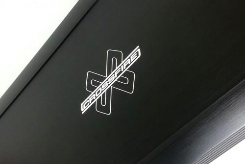XS-8K Amp Etching