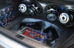 XP Amplifier and BMF Subs