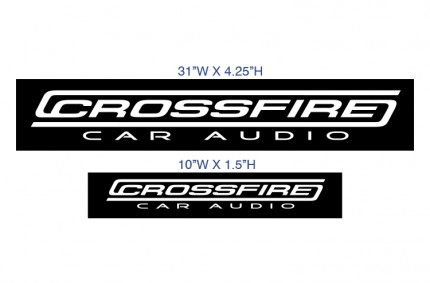 Crossfire Decals