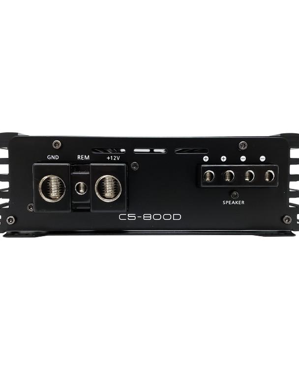 C5-800D Amplifier Power Side